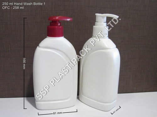 250 ml Handwash bottle