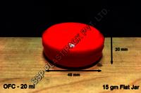 15 gm Flat Jar