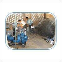 Biogas Storage Balloon With Generator
