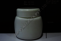 40 gm Oval Jar