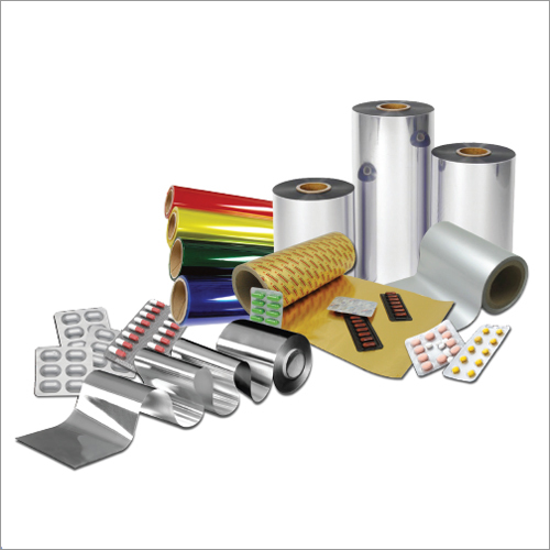 Pharma Foil Printing Services