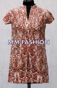 PRINTED FANCY TUNICS