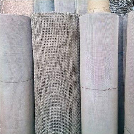 SS Woven Wire Mesh