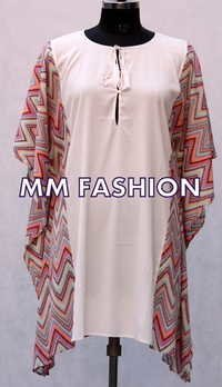 SILK STYLISH KAFTAN
