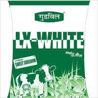 LX-White Hybrid Sweet Sorghum