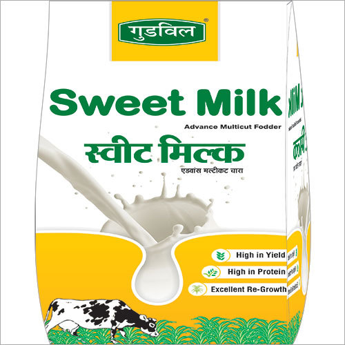 Sweet Milk Advance Multicut Fodder