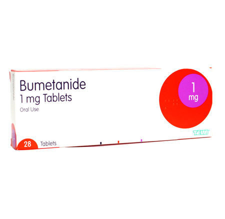 Bumetanide 1 mg Tablets