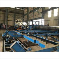 Pipe Forming And Cut Off Station Service