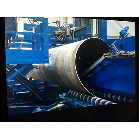 Spiral Pipe Forming Machine