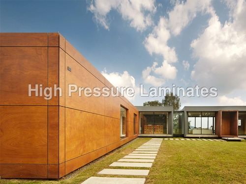 HPL Wall Cladding