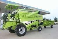 Combine Harvester For Agricultural