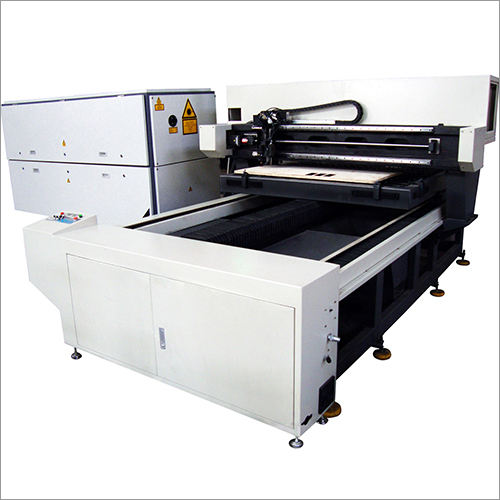 Non Metal Axis Fast Flow Laser Cutter
