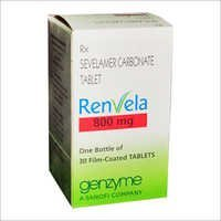 Renvela 800MG (SEVELAMER CARBONATE)