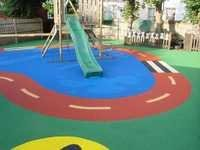 Children's Play Area EPDM Flooring