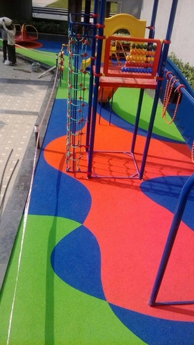 Childern's Play Area Flooring