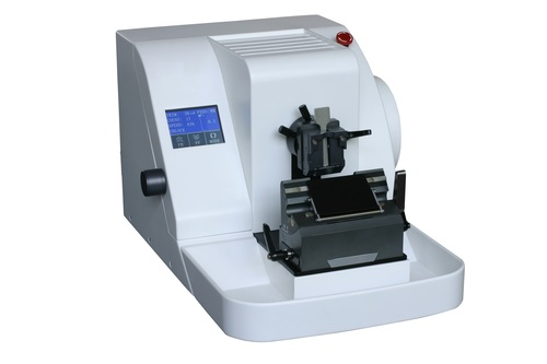 Fully Automatic Rotary Microtome