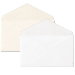 Plain Paper Envelopes