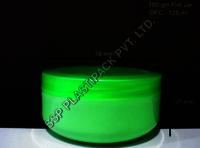 100 gm Flat Jar