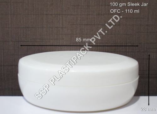 100 gm Sleek Jar