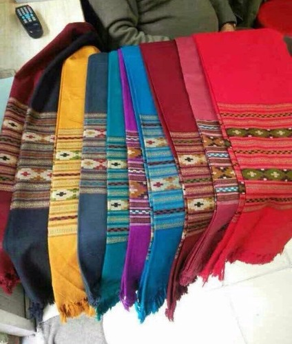 Woolen Acrylic Shawls