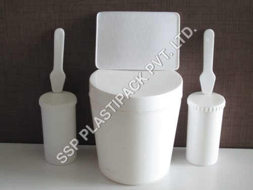 300 gm Bleach Jar Set