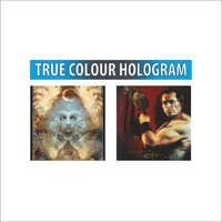 True Colour Hologram