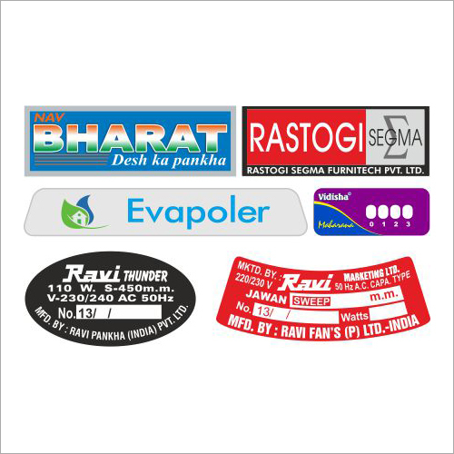 Poly Carbonate Sticker