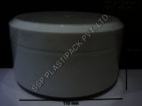 500 gm Flat Jar