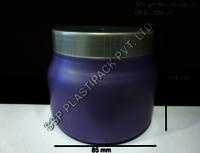 500 gm Round Jar