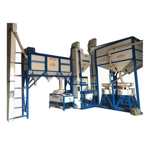 Chakki Flour Mill Plant