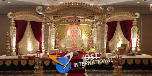 Stylish Indian Wedding Mandap