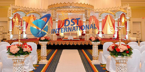 Royal Fiber Mandap