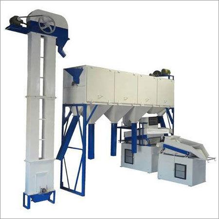 Wheat Grading System