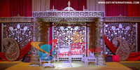 Traditional Look Mandap