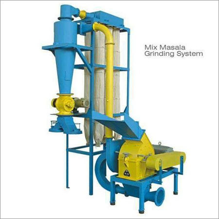 Masala Grinding System