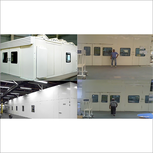 Machine Acoustic Enclosures