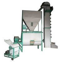 1000 Kg Feed Mill Machine
