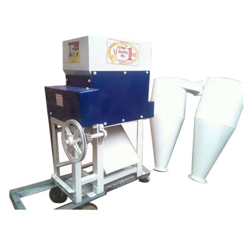 Seed Cleaning And Grinding Machine