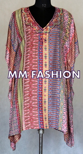 Fashionable kaftan