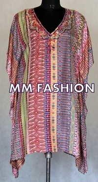 Fashionable kaftan