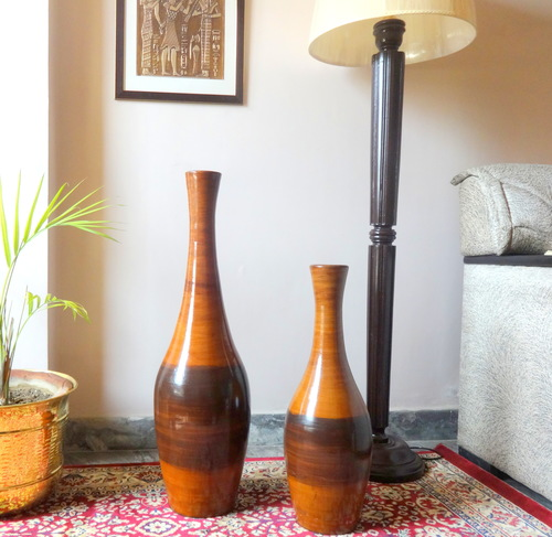 Terracotta Table Vase