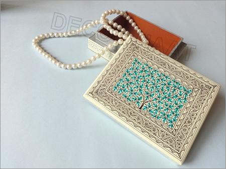 Decorative Papier Mache Box
