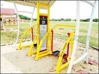 Air Walker Outdoor Fitness Equipment