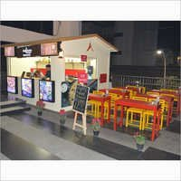 Food Kiosk Design Services