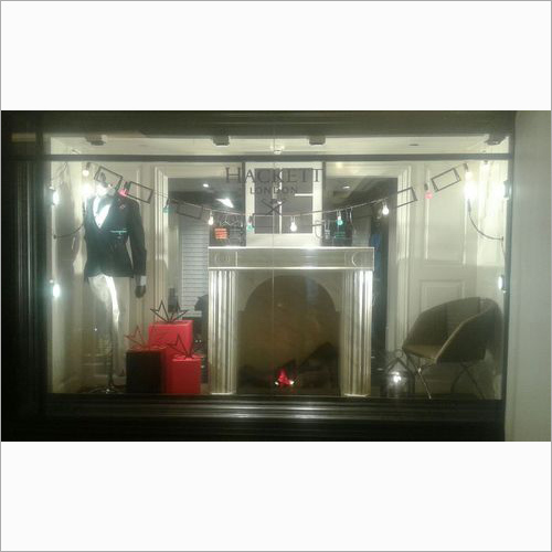 Xmas Window Display Services