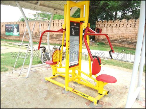 Outdoor Chest Shaper Machine