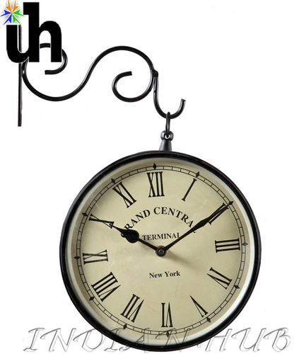 wall  Clock Industrial Style