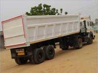 Automotive Truck Trailer