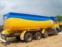 Industrial Oil Tanker Trailers