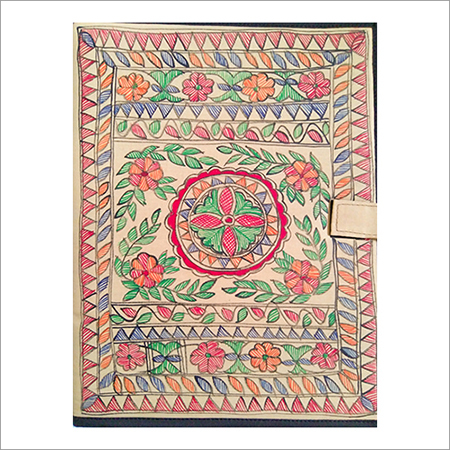 Madhubani File folder